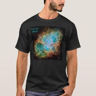 蟹星雲のTシャツ Tシャツ