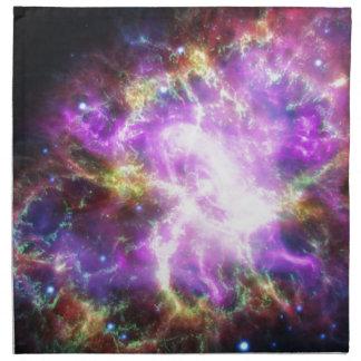 蟹星雲 ナプキンクロス