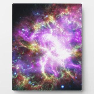 蟹星雲 フォトプラーク