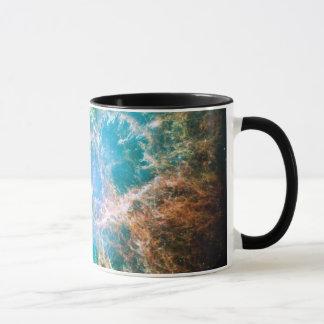 蟹星雲 マグカップ