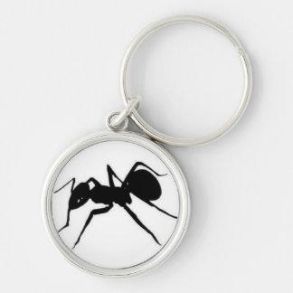 蟻のロゴ キーホルダー