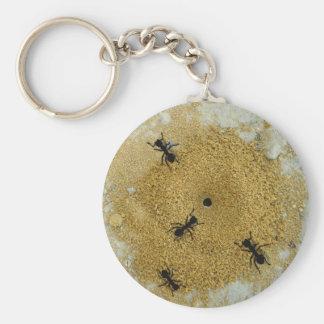 蟻の丘のキーホルダー キーホルダー