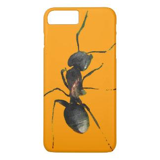 蟻の抽象的なiPhone 7のプラスの場合 iPhone 8 Plus/7 Plusケース
