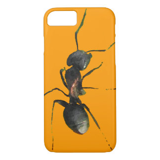 蟻の抽象的なiPhone 7の場合 iPhone 8/7ケース