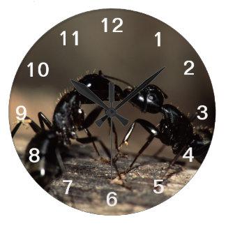 蟻の接吻 ラージ壁時計