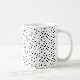 蟻の攻撃の現実的なマグ コーヒーマグカップ