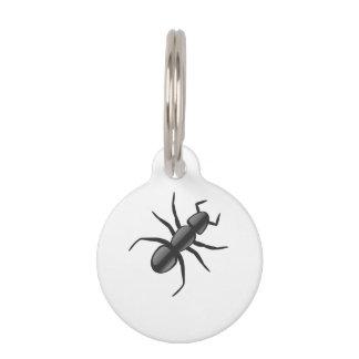蟻 ペット ネームタグ