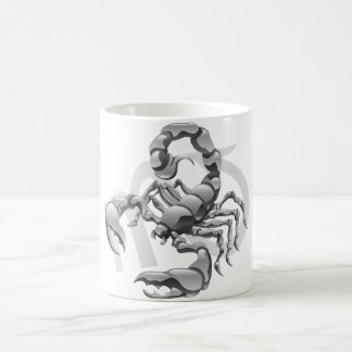 蠍のマグ コーヒーマグカップ