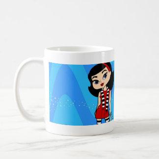 蠍座のマグ コーヒーマグカップ