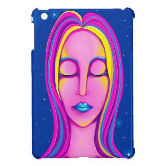 蠍座の女性のデジタル絵画の場合 iPad MINIカバー