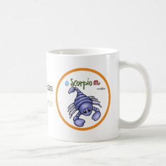 蠍座-蠍 コーヒーマグカップ