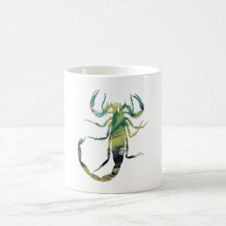 蠍 コーヒーマグカップ