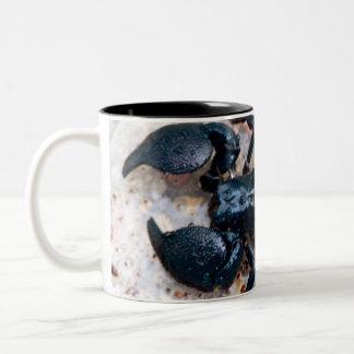 蠍 ツートーンマグカップ