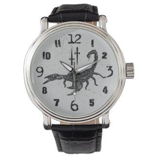 蠍 腕時計