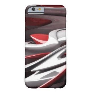 血および銀 iPhone 6 ベアリーゼアケース