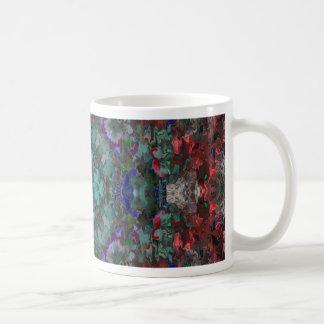 血しょうフラクタル50 コーヒーマグカップ