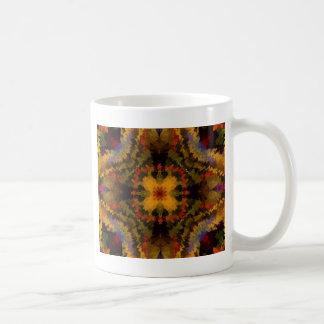 血しょうフラクタル58 コーヒーマグカップ