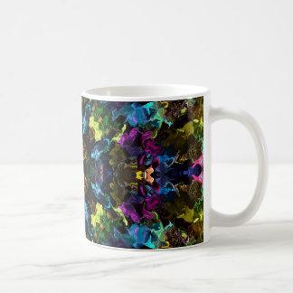 血しょうフラクタル61 コーヒーマグカップ