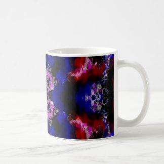 血しょうフラクタル72 コーヒーマグカップ