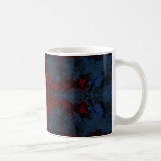 血しょうフラクタル86 コーヒーマグカップ
