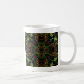 血しょうフラクタル90 コーヒーマグカップ