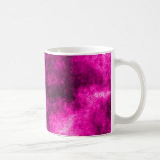 血しょうマグ-ピンク コーヒーマグカップ