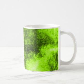 血しょうマグ-黄色 コーヒーマグカップ