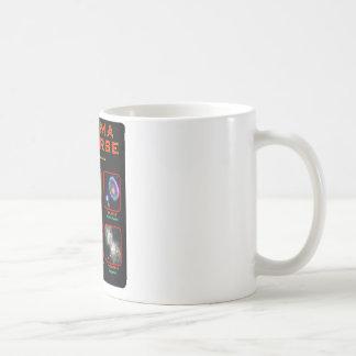 血しょう宇宙 コーヒーマグカップ