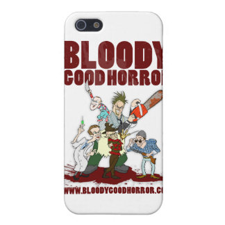 血のよい恐怖乗組員のiphone 4ケース iPhone 5 ケース