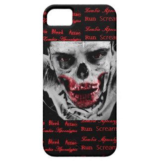 血のゾンビの携帯電話の箱 iPhone 5 カバー