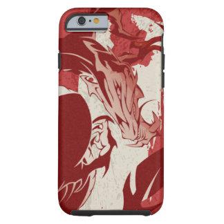 血のドラゴンのiPhoneの場合 iPhone 6 タフケース
