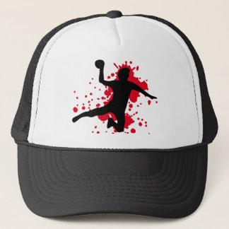血のハンドボールのdodgeball キャップ