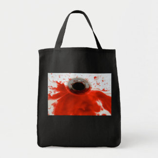 血の下水管 トートバッグ