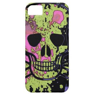 血の低下のスカル Case-Mate iPhone 5 ケース