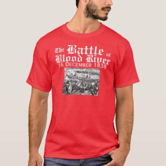 血の川の戦い Tシャツ
