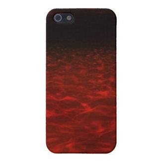 血の川のiphone 4ケース iPhone 5 カバー