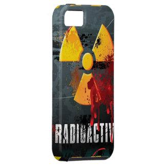 血の放射性iPhone 5の場合 iPhone 5 Cover
