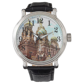 血の救助者の教会 腕時計