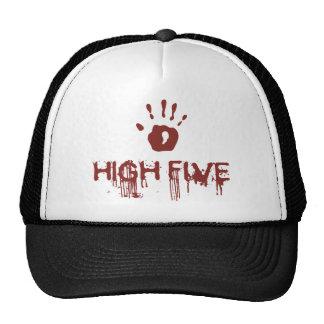 血の最高5 メッシュ帽子