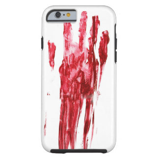 血の殺害 iPhone 6 タフケース