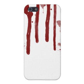 血の滴りの電話箱 iPhone 5 COVER