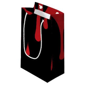 血の点滴注入 スモールペーパーバッグ