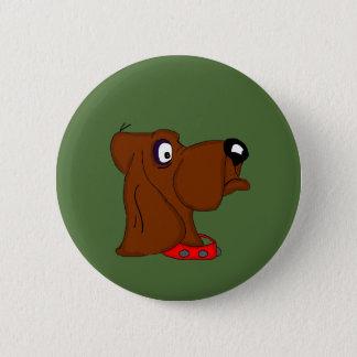 血の猟犬 缶バッジ