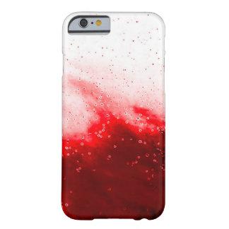 血の雪のカスタムのiPhone6ケース iPhone 6 ベアリーゼアケース