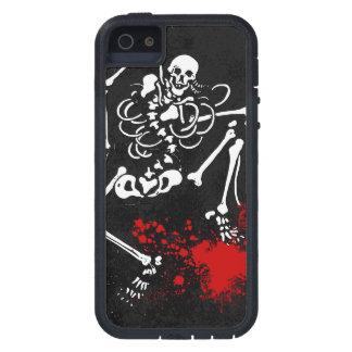 血の骨組技術のiPhone 5の場合 iPhone 5 タフ・エクストリームケース