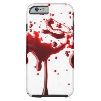 血の(ばちゃばちゃ)跳ねる3 iPhone 6 タフケース