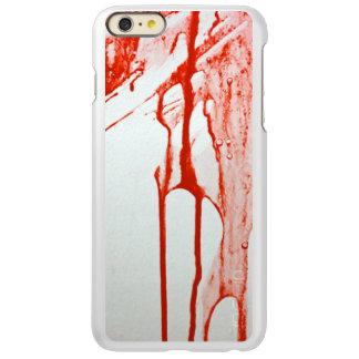 血のiPhoneの場合