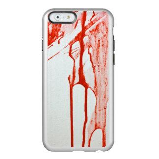 血のiPhoneの場合 Incipio Feather® Shine iPhone 6 ケース