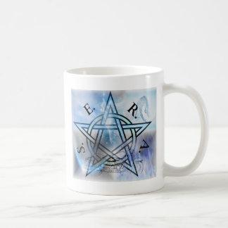 血清の握りこぶしGEN コーヒーマグカップ