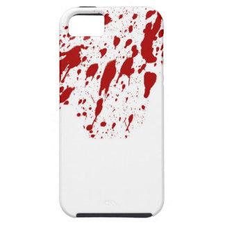 血|(ばちゃばちゃ)跳ねる|iPhone|5|場合 iPhone 5 Case-Mate ケース
